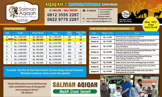 Layanan Aqiqah Murah di Lokasi Kemang Kabupaten Bogor Hubungi 0822 9778 2287 / 0813 1188 2287