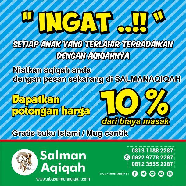 Layanan Aqiqah Murah di Wilayah Poris Plawad Utara Tangerang
